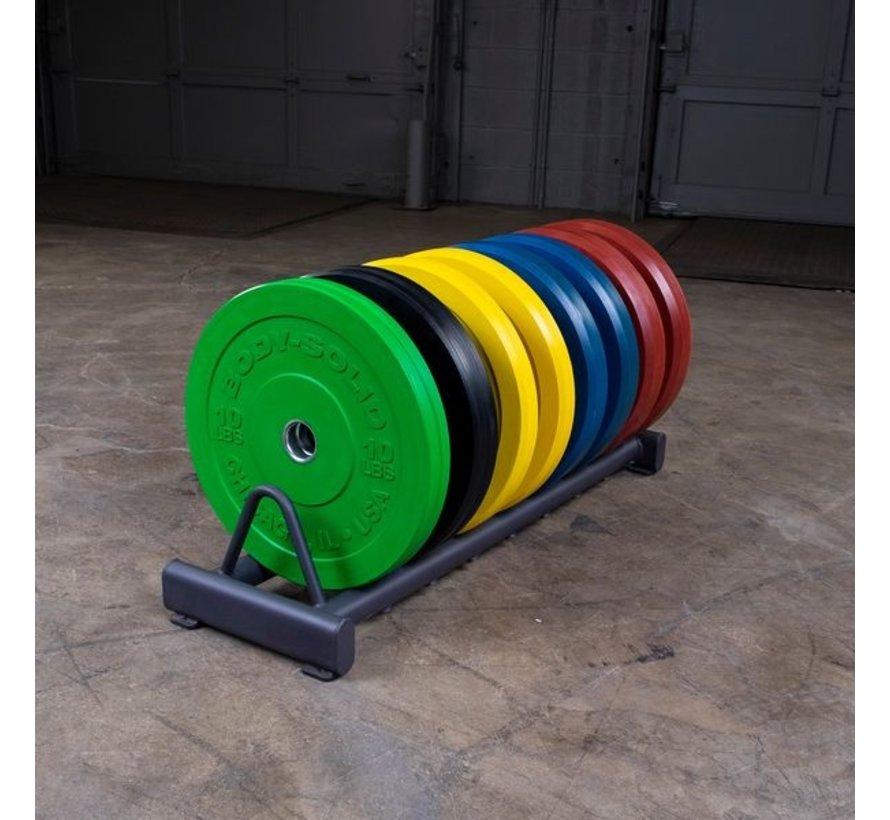 Body-Solid Chicago Extreme Gekleurde Olympische Bumper Plates OBPXCK