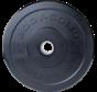 Body-Solid Chicago Extreme Zwarte Olympische Bumper Plates OBPXK