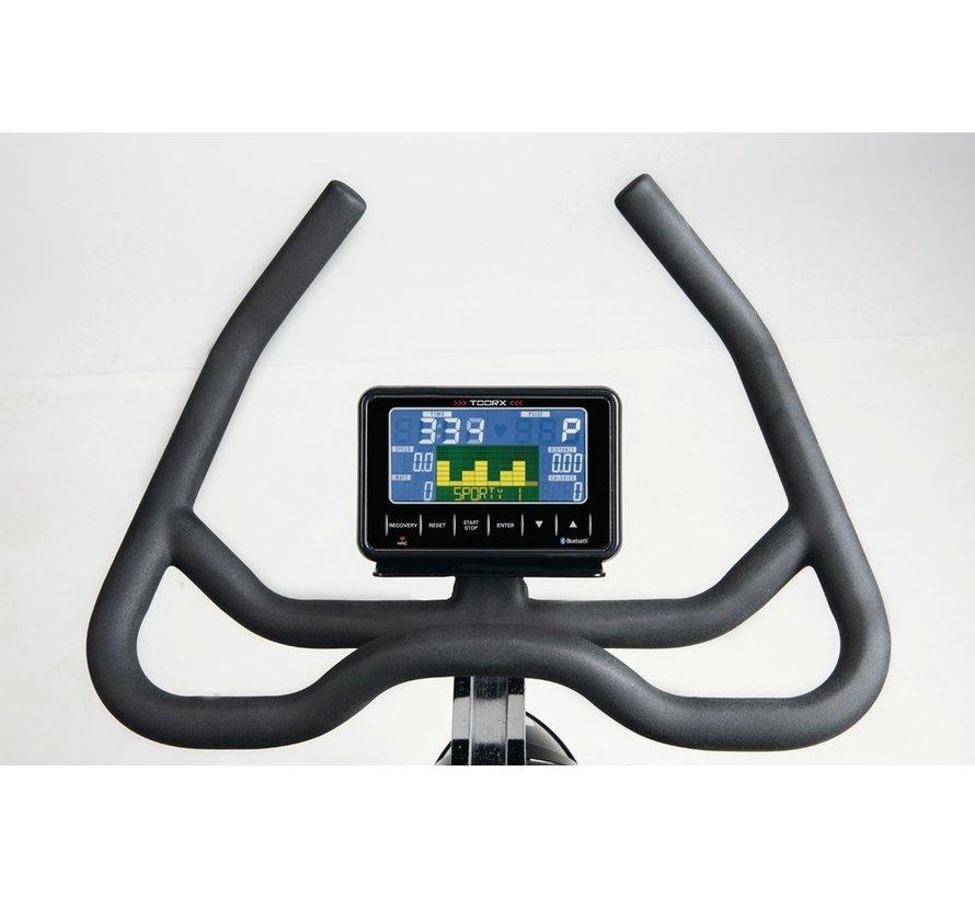 Toorx SRX-500 Indoor Cycle met Kinomap en programma's
