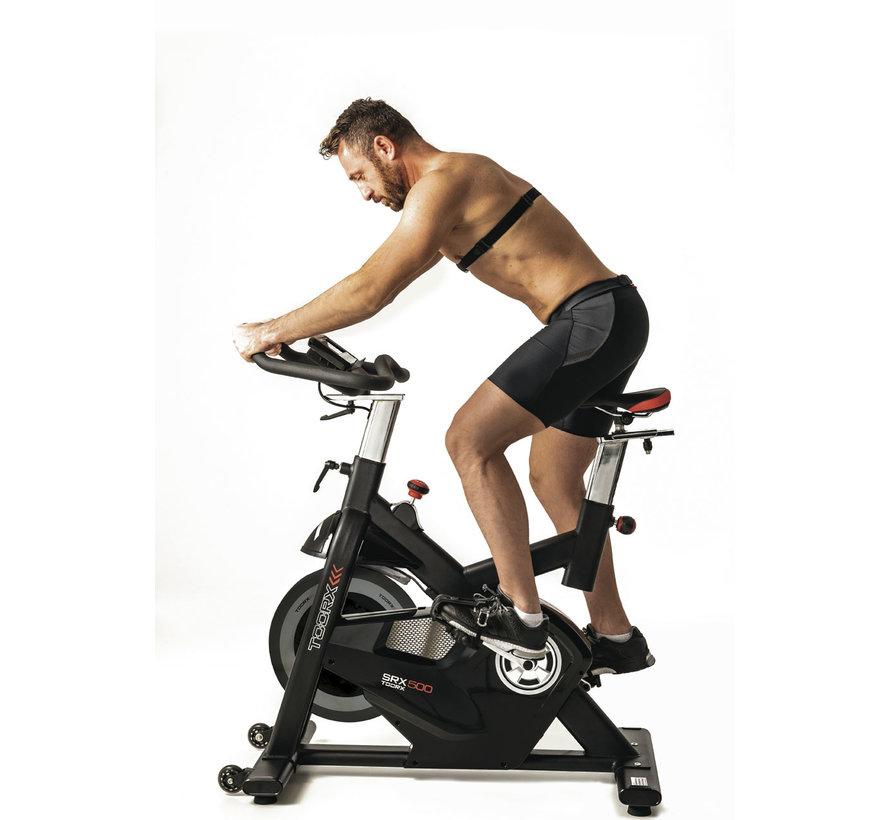 SRX-500 Indoor Cycle met Kinomap en programma's