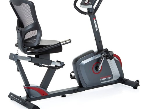 Hammer Fitness Hammer Comfort Motion BT Ligfiets