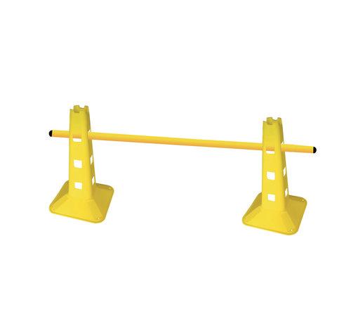 Toorx Fitness Toorx AHF-172 Set van 10 trainingsstangen 170 cm voor agility cones