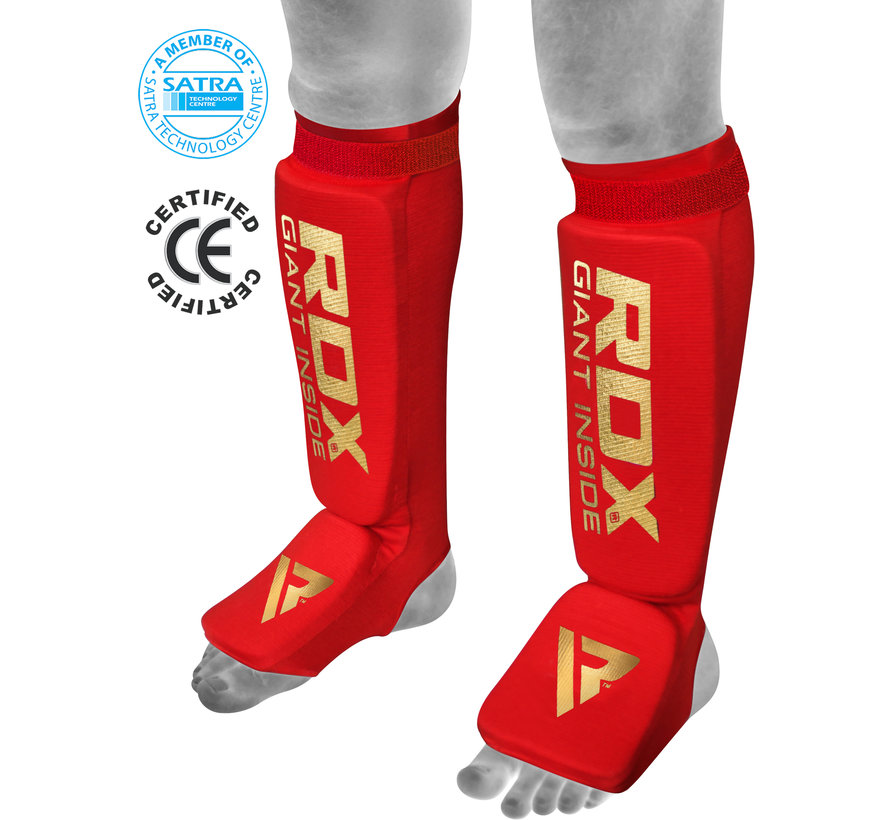 RDX Hosiery Shin Instep Foam