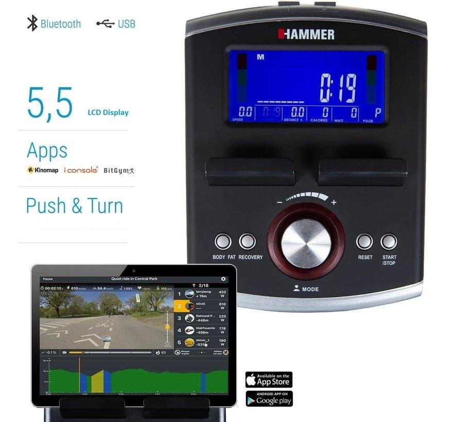 Hammer Cardio Motion BT Ergometer