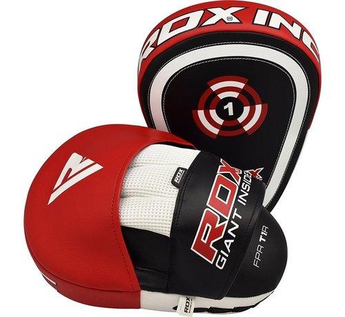 RDX Sports RDX Focus Pad Rex Curve T1 - Rood/Zwart