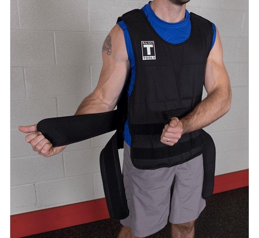 Body-Solid Gewichtsvest BSTWVP - uitneembaar gewicht