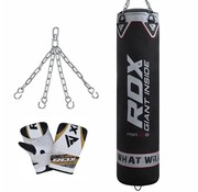 RDX Sports RDX Training Bokszak PB-X1B -  inclusief ketting en zakhandschoenen