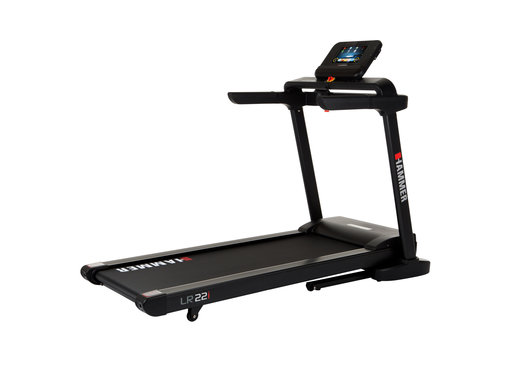 Hammer Fitness Hammer Life Runner LR22i TFT - Loopband met Touchscreen