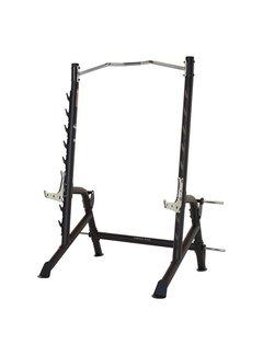 Inspire Squat Rack met optrekstang - zwart
