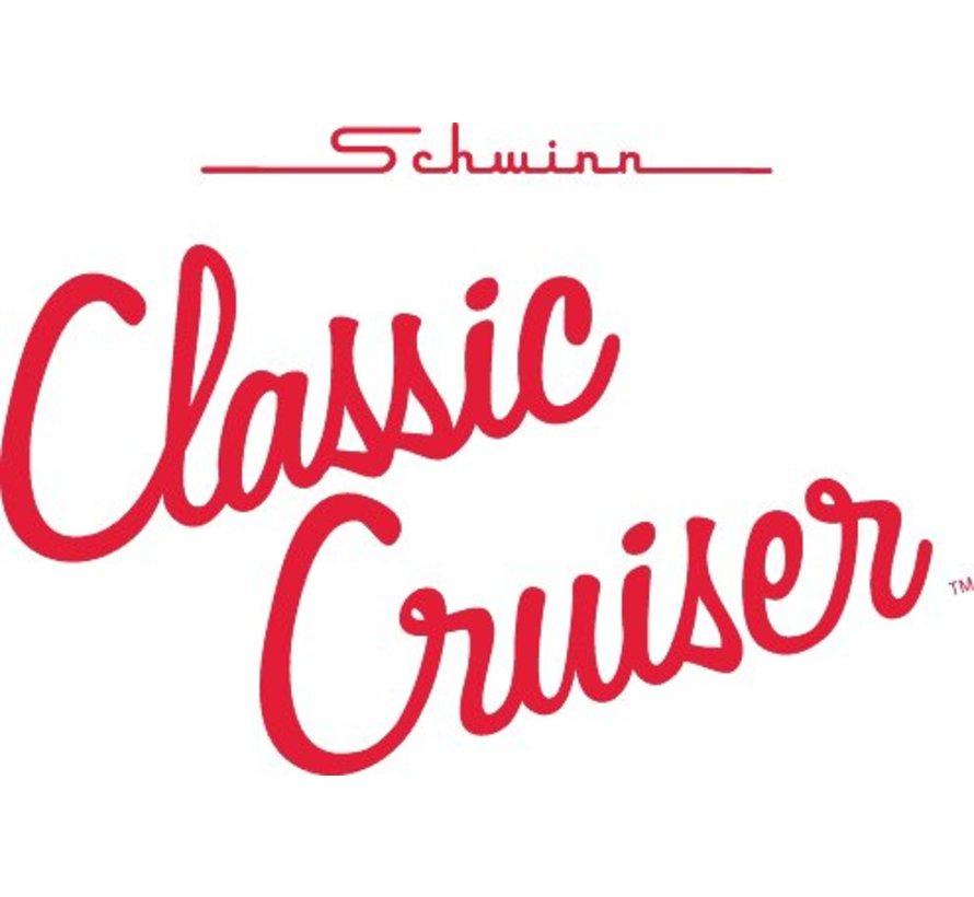 SHOWMODEL - Schwinn Classic Cruiser Retro Bike