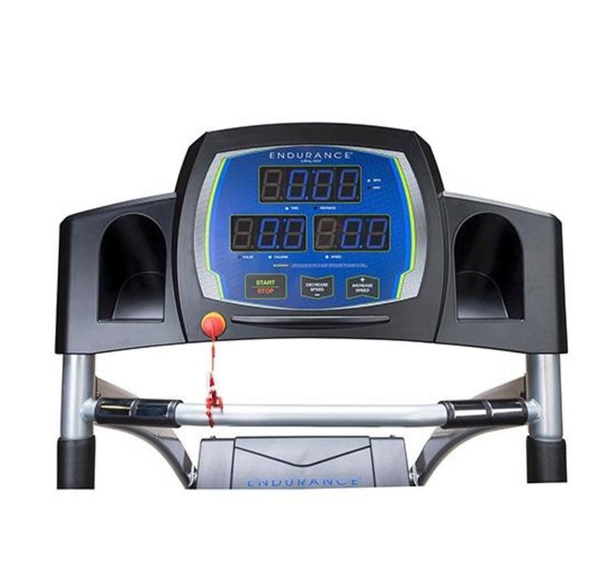 Body-Solid T50 - Loopband Met Handrails - 0,1 km/h startsnelheid
