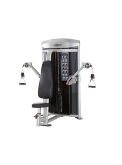 Steelflex Mega Power M3D Chest Machine met 84 kg stapel