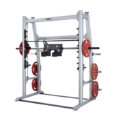 Steelflex Steelflex Mega Power M3D Free Lunge Machine