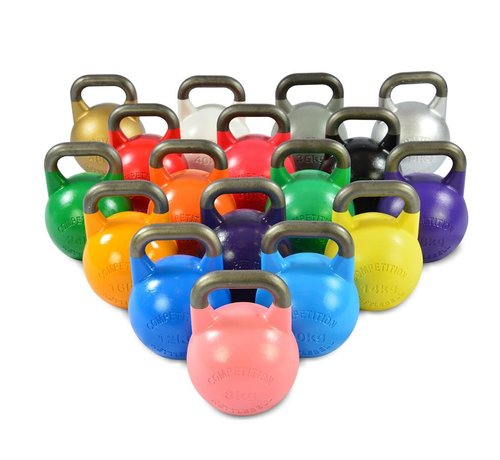 Body-Solid Body-Solid Competition Kettlebells KBCO (8 - 48 kg)
