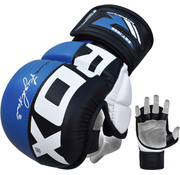 RDX Sports RDX Sports Sparringhandschoenen REX Blauw T6