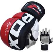 RDX Sports RDX Sports Sparringhandschoenen REX Rood T6