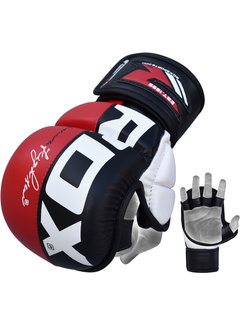 RDX Sports Sparringhandschoenen REX Rood T6