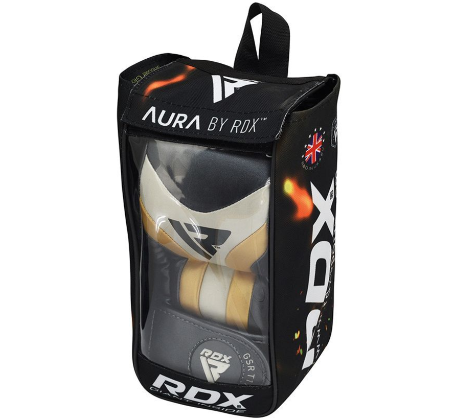 RDX Sports Sparringhandschoenen SHOOTER AURA T-17 Goud