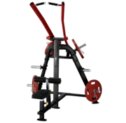 Steelflex Steelflex PlateLoad Lat Pulldown Machine PLLA