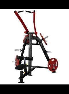 Steelflex PlateLoad Lat Pulldown Machine PLLA