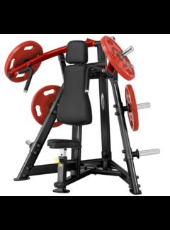 Steelflex PlateLoad Shoulder Press Machine PLSP