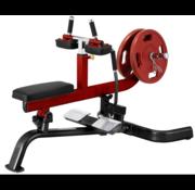 Steelflex Steelflex PlateLoad Seated Calf Press Machine PLSC