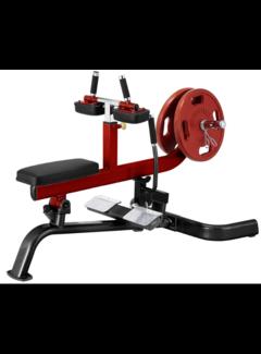 Steelflex PlateLoad Seated Calf Press Machine PLSC
