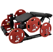 Steelflex Steelflex PlateLoad Leg Curl Machine PLLC