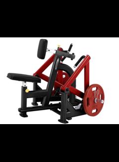 Steelflex PlateLoad Seated Row Machine PLSR