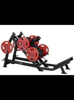 Steelflex PlateLoad Hack Squat Machine PLHP