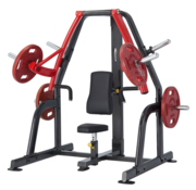 Steelflex Steelflex PlateLoad Seated Chest Press Machine PSBP