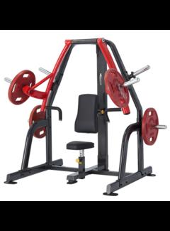 Steelflex Steelflex PlateLoad Seated Chest Press Machine PSBP