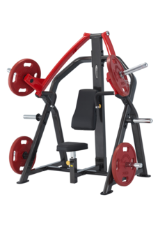 Steelflex PlateLoad Seated Incline Press Machine PSIP