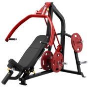 Steelflex Steelflex Dual PlateLoad Chest press & Shoulder press PL2100