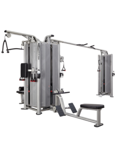 Steelflex Jungle Gym Single Tower With Crossover JG5000