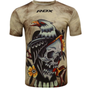 RDX Sports RDX T14 Harrier Tattoo T-Shirt