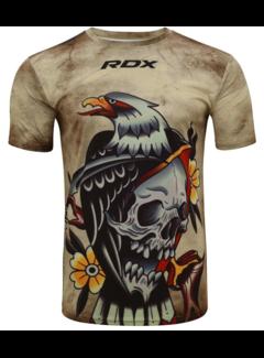 RDX Sports T14 Harrier Tattoo T-Shirt