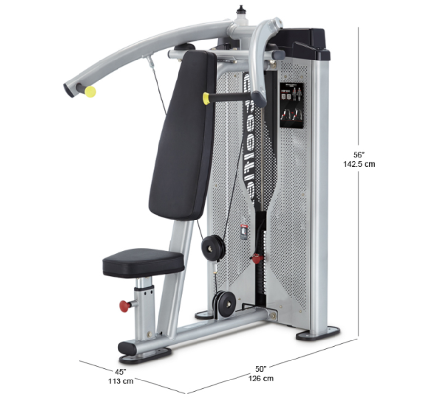 Steelflex Hope Shoulder Press HSP800