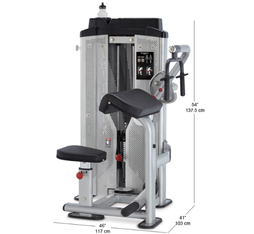 Steelflex Hope Triceps Extension Machine HTE1200