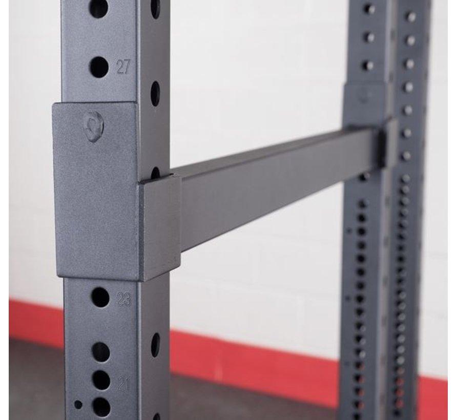 Bodysolid Full Commercial Power Rack Uitgebreide Basis KSPR1000BACK