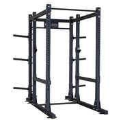Body-Solid Bodysolid Full Commercial Power Rack Uitgebreide Basis KSPR1000BACK