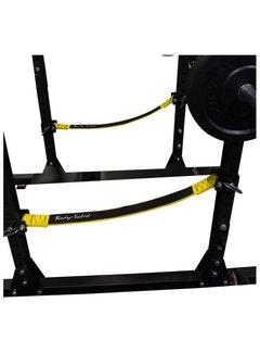 ProClubLine Power Rack Strap Safeties KSPRSS