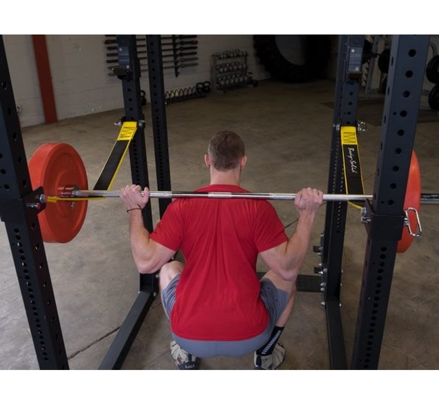 ProClub Line Power Rack Strap Safeties KSPRSS