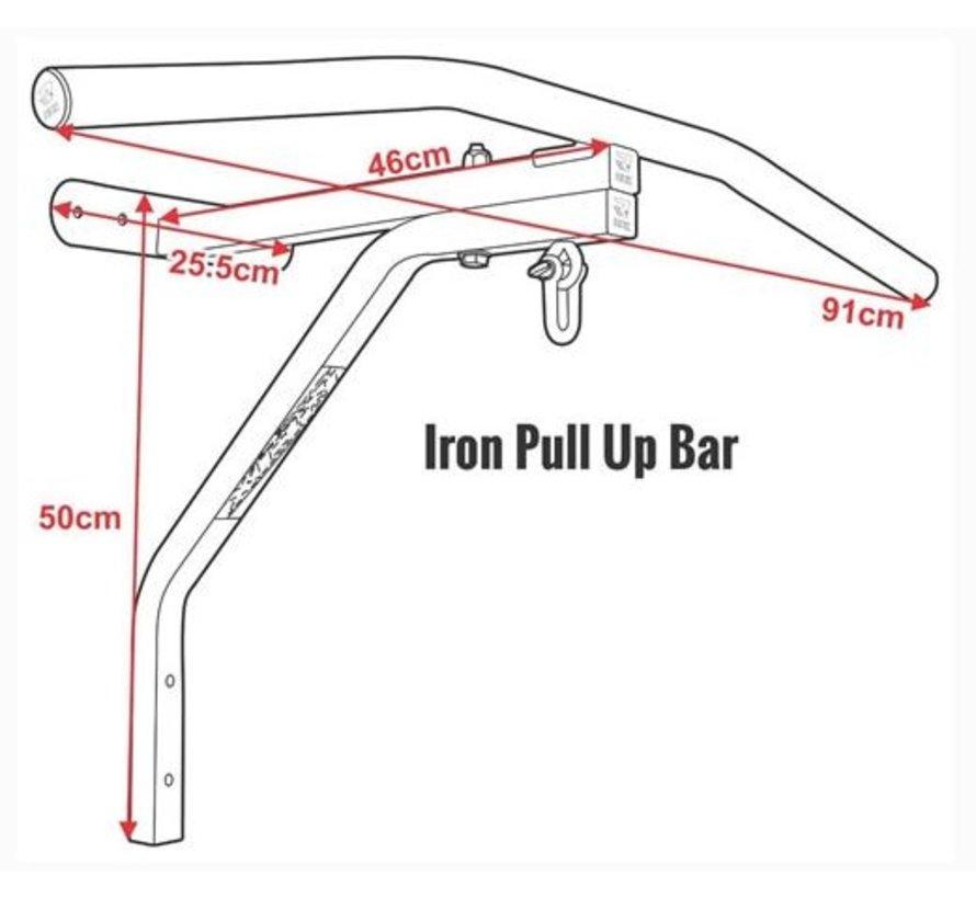 RDX X1 Muurbeugel met Pull Up Bar