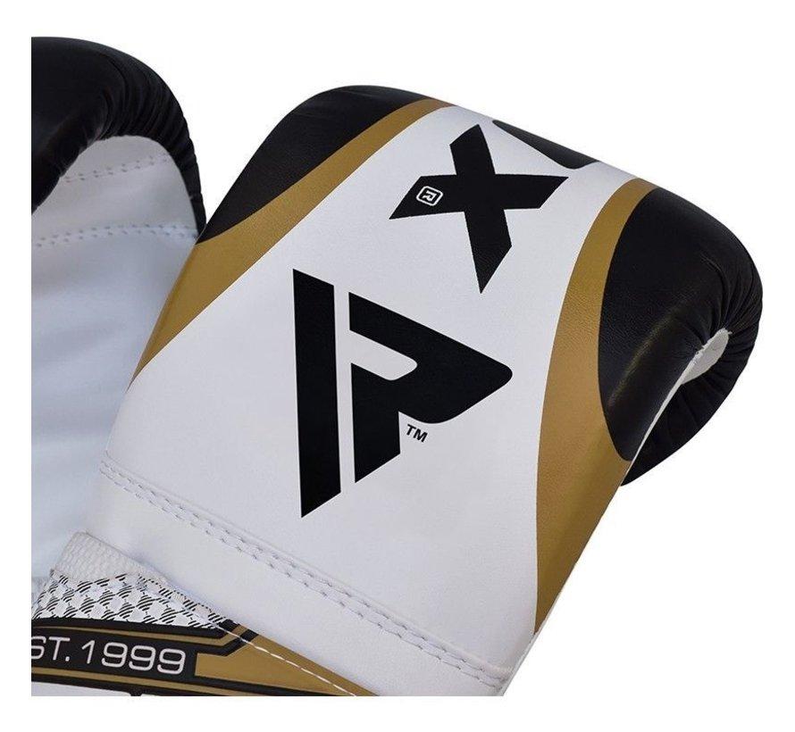 RDX Sports B1 Free Standing Punch Bag - met Bokshandschoenen