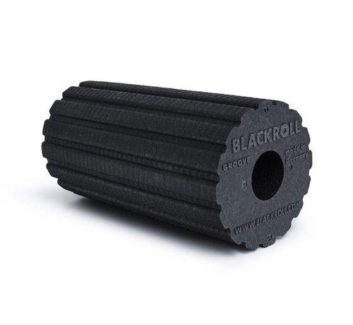 Blackroll BLACKROLL® GROOVE STANDARD Foam Roller black