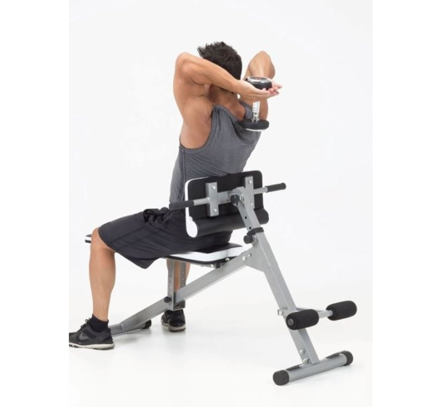 TOORX Multi Fit WBX-40 - Ab & Back Trainer