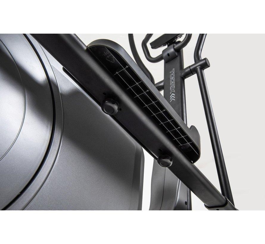 Toorx ERX-3000 Crosstrainer - semiprofessioneel inzetbaar - met Bluetooth en Kinomap