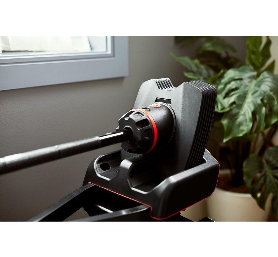 Bowflex SelectTech 2080 Barbell en Curlbar - 9 - 36 kg verstelbaar