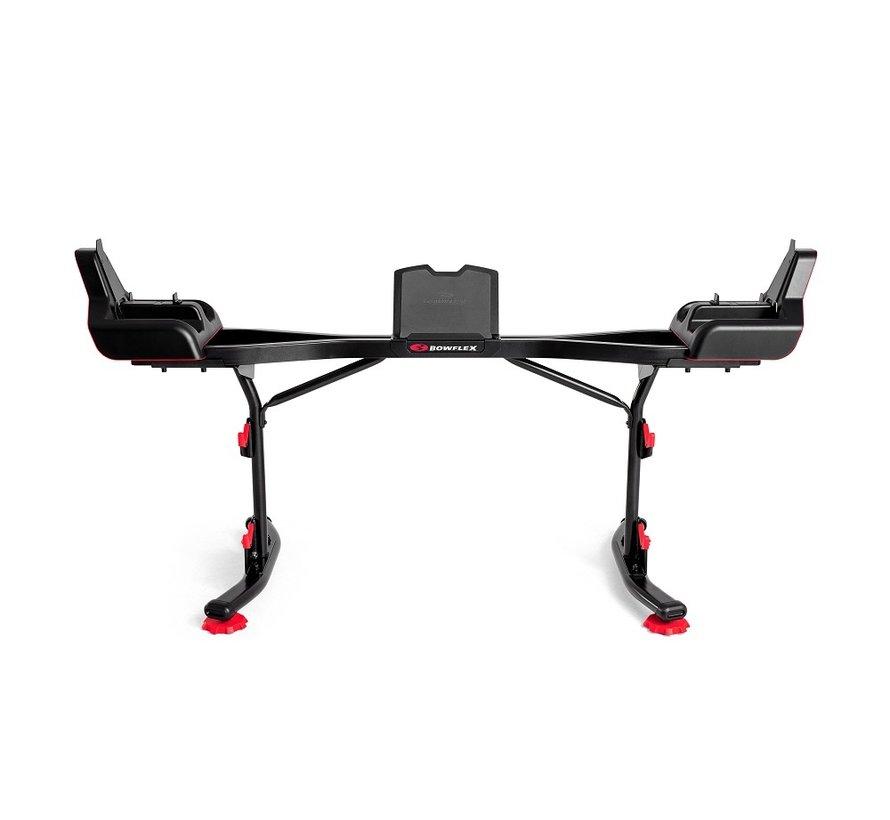 Bowflex SelectTech 2080 Rek met mediahouder